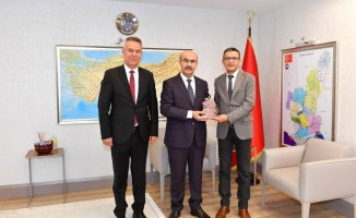 Adana Müzesi'ne ödül