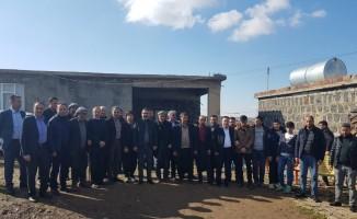 AK Parti Bağlar İlçe Başkanlığı seçim çalışmalarını sürdürüyor
