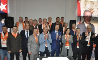 AK Parti Beyendik Belediye Başkan Adayı Gülver, projelerini tanıttı