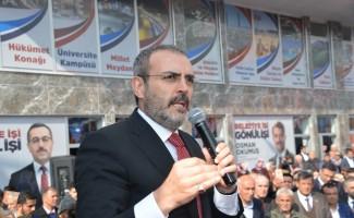 AK Parti Genel Başkan Yardımcısı Ünal: ''Kılıçdaroğlu 7 Ağustos ruhuna ihanet etti''