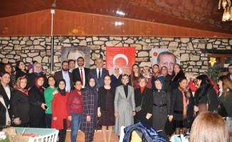"""AK Parti İl Kadın Kolları Başkanı Büyükdağ: """"Çok önemli bir virajdayız"""""""