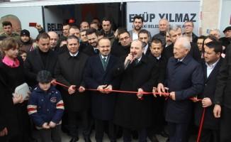 AK Parti Lapseki Seçim Koordinasyon Merkezi açıldı
