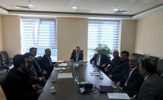 AK Parti milletvekillerinden Bakan Yardımcısı Büyükdede'ye ziyaret