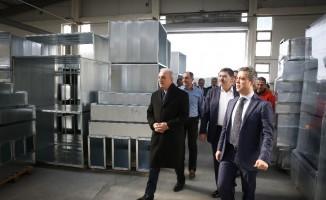 """AK Parti Ümraniye Belediye Başkan adayı Yıldırım: """"Mahalleler arasındaki hizmeti dengeleyeceğiz"""""""