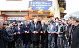 Ak Parti'den Narman ve Oltu'ya seçim çıkarması