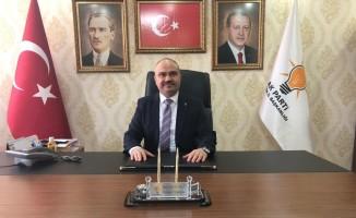 AK Parti'li Mersinli'den Cumhurbaşkanı Erdoğan'ın mitingine davet