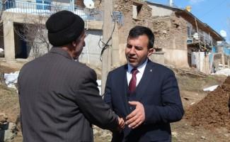 AK Parti'li Mikail Sülük, Pütürge'de iddialı