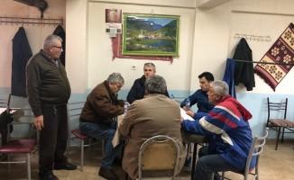 Akçakoca'da Orman köylüleri bilgilendirildi