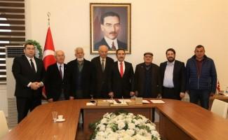 Aksaray'da hayırsever iş adamları aile sağlığı merkezi yaptıracak