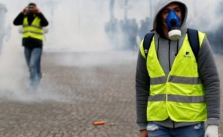 Almanya'dan Sarı Yelekliler endişesi