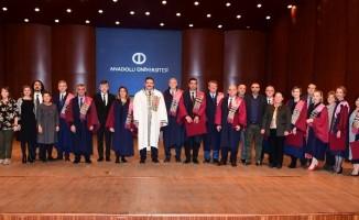 Anadolu Üniversitesi akademisyenlerinin gurur günü