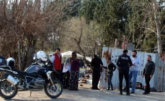 Antalya'da baba oğlunu silahla yaraladı