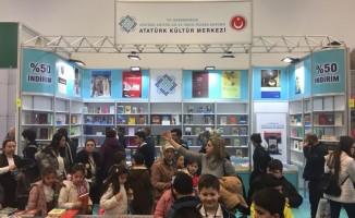 Atatürk Kültür Merkezi Başkanlığı 13. Ankara Kitap Fuarı'nda