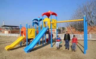 Atıl durumdaki Ülkü Parkı yenilendi
