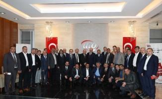 """ATO Başkanı Baran: """"Lokomotif yavaşladı ancak biz 2019'dan umutluyuz"""""""
