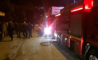 Aydın'daki yangın korkuttu
