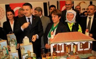"""Bakan Pakdemirli: """"Muğla turizmin yanında bir tarım kenti"""""""