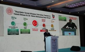Bakan Varank Diyarbakır'da iş insanları ile bir araya geldi
