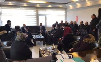 Bakan Yardımcısı Ahmet Koca memleketi Bolvadin'de