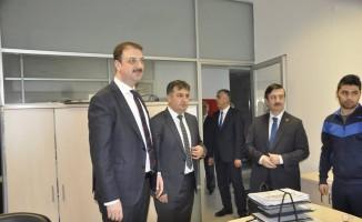 Bakan Yardımcısı Aksu'dan Kayseri'ye ziyaret
