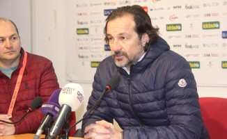 Balıkesirspor Baltok - Afjet Afyonspor maçın ardından