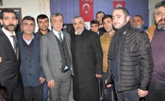 """Başkan Adayı Şekerdağ, """"31 Mart'taki seçim hem ülke hem de Elazığ için çok önemli"""""""