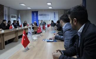 """Başkan Adayı Şekerdağ, """"STK'lar şehrin olmazsa olmazlarıdır"""""""