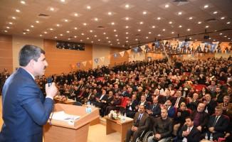 Başkan Asya, dev projelerini açıkladı