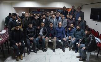 Başkan Ataç, Vanlılara çalışmalarını anlattı
