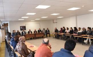 """Başkan Babaş, """"Kastamonu'nun gelişimini sürdürmesi adına çalıştık ve çalışıyoruz"""""""