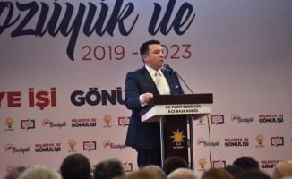 Başkan Bakıcı projelerini açıkladı