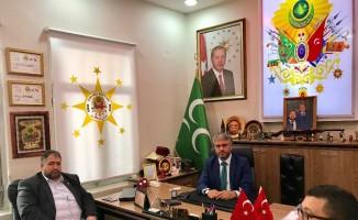 """Başkan Canpolat: """"PKK virüsü HDP'den CHP'ye de bulaştı"""""""