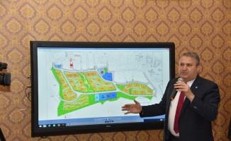 Başkan Çerçi mahallelilere kentsel dönüşümü anlattı