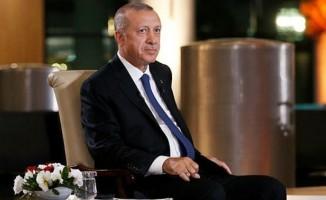 Başkan Erdoğan'dan Trump'a :  FETÖ'yü ver dostluğunu görelim!