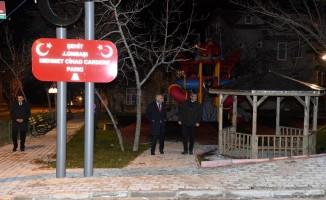 """Başkan Günaydın: """"Şehrin tamamı bir gül park haline getirildi"""""""