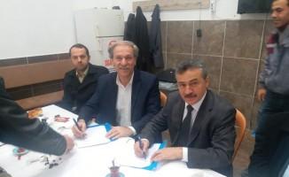 Başkan Tutal'dan belediye personeline zam müjdesi