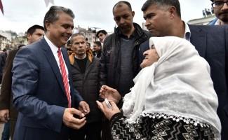 """Başkan Uysal: """"Muratpaşa'da hizmet adaletini Turunç Masayla tesis ettik """""""