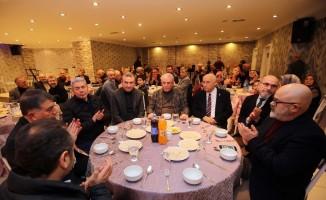 Başkan Yaşar Arabaşı Şöleni'ne katıldı
