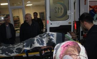 Baz istasyonu kulesinden düşen tekniker ağır yaralandı