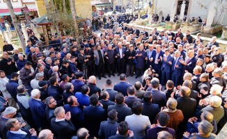 Belediye Başkanı Babaş, seçim startını Hz. Pir'den verdi