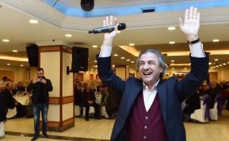 """Beyoğlu Belediye Başkanı Demircan: """"AK Parti, Cumhuriyet tarihinin hizmet rekorunu kırdı"""""""