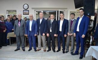 Biga avcıları Alaeddin Şiren'i başkan seçti