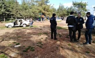 Bomba yüklü araç ihbarı polisi kırmızı alarma geçirdi
