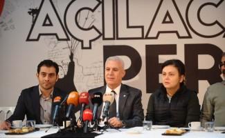 """Bozbey: """"Tiyatro Festivali Bursa'nın 17 ilçesine yayılacak"""""""