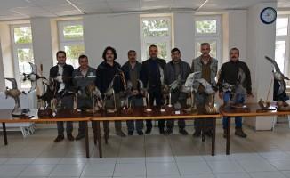 Burdur'da fotoğraf ve tahnit sergisi düzenlendi