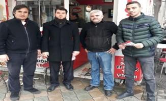 Bursa'da bağımsız belediye başkan adayının projeleri şaşırtıyor