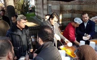 Bursa'da köfteli çorba şenliği