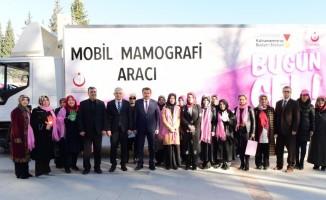 Büyükşehir'den Sağlık Müdürlüğüne kanser tarama aracı