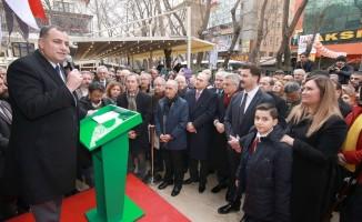 Çankaya Belediyesinden yeni bir kültür merkezi daha