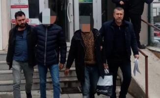 Çeşitli suçlardan yakalaması bulunan şahıs cezaevine kondu